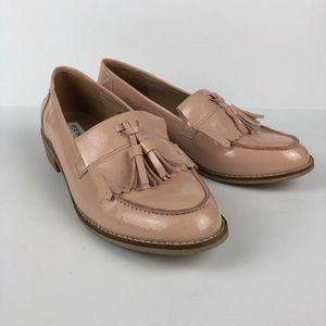 Steve Madden Meela Tassel Loafers Pink Size 9